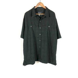 5.11 Men's Tactical Short Sleeve Shirt Black XXXL
